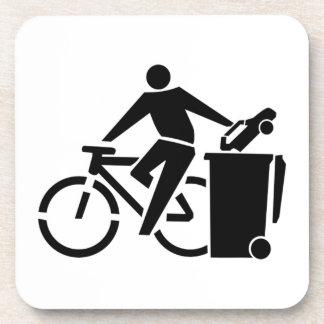 Ride A Bike Not A Car Coaster