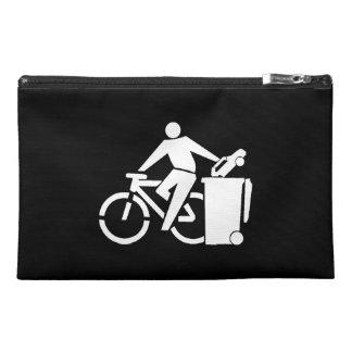 Ride A Bike Not A Car Travel Accessory Bag