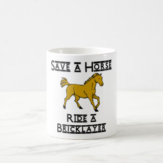 ride a bricklayer coffee mug
