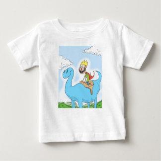 Ride-A-Dinosaur! Baby T-Shirt