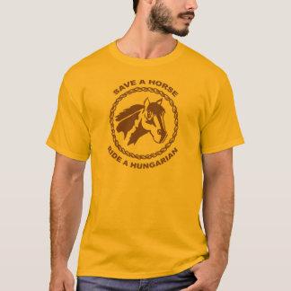 Ride A Hungarian T-Shirt