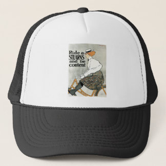 Ride a Stearns Trucker Hat