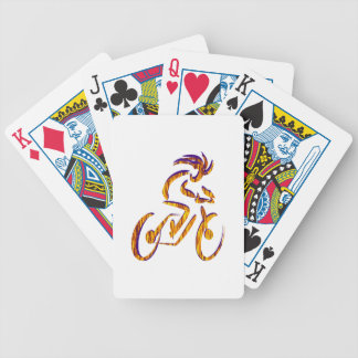 RIDE AND RHYTHM BICYCLE PLAYING CARDS