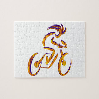 RIDE AND RHYTHM JIGSAW PUZZLE