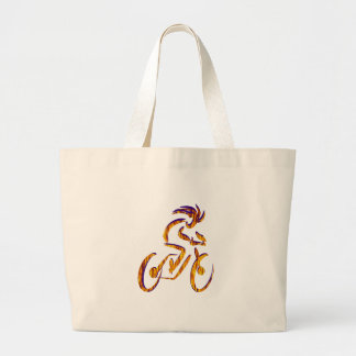 RIDE AND RHYTHM LARGE TOTE BAG