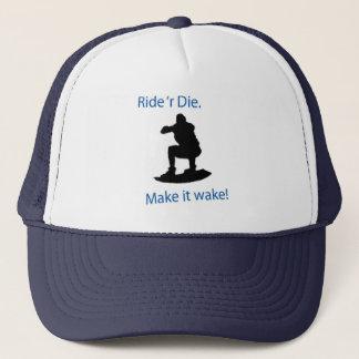 ride 'r die trucker hat