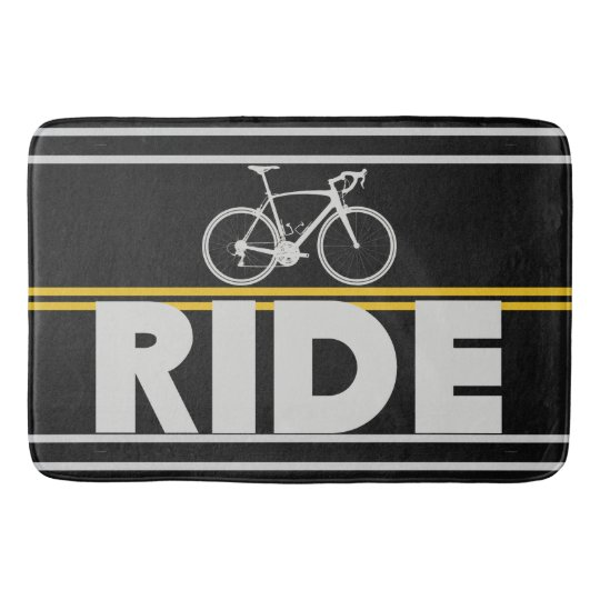 Ride Bathroom Mat