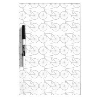 Ride Bikes are fun go ride one Dry Erase Boards