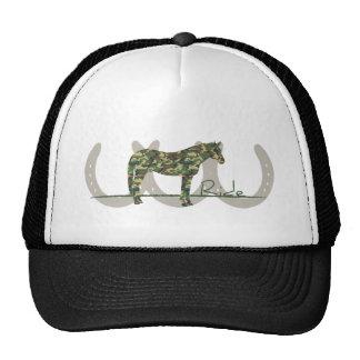 Ride Camo Trucker Hat