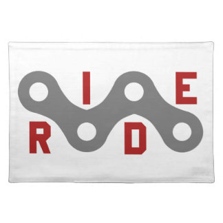 Ride (Chain) Placemat
