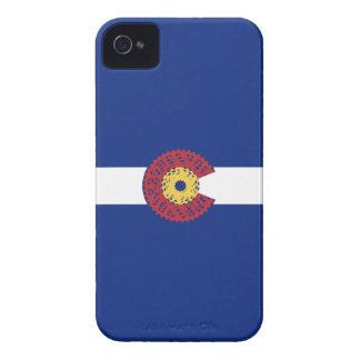 Ride Colorado (Bicycle Cassette) iPhone 4 Case