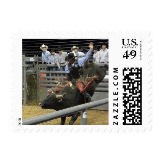 Ride em' Cowboy! Stamp
