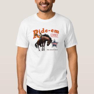 Ride-em Cowboy! Tshirts