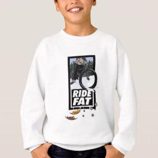 RIDE FAT - A Fatbike Design Sweatshirt