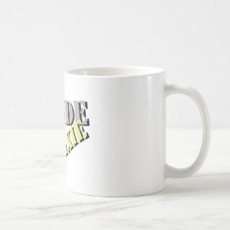 Ride Fixie Classic White Coffee Mug