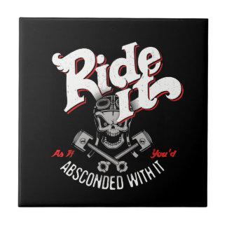 Ride It -11117 Tile