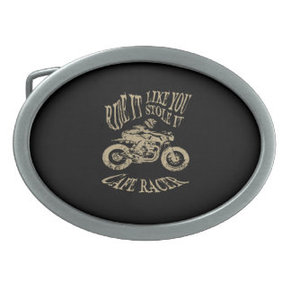 Ride It Belt Buckle