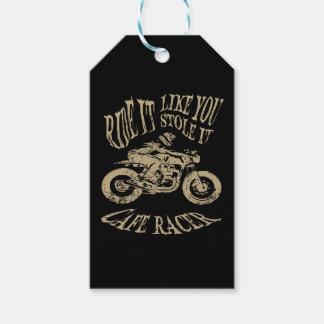 Ride It Gift Tags
