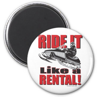 RIDE-IT-LIKE-A-RENTAL-2-[Co 2 Inch Round Magnet