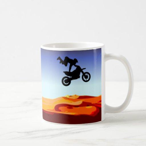 Ride It Like You Stole It Dirt Bike Stunt Coffee Mug