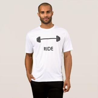Ride lifting tee shirt