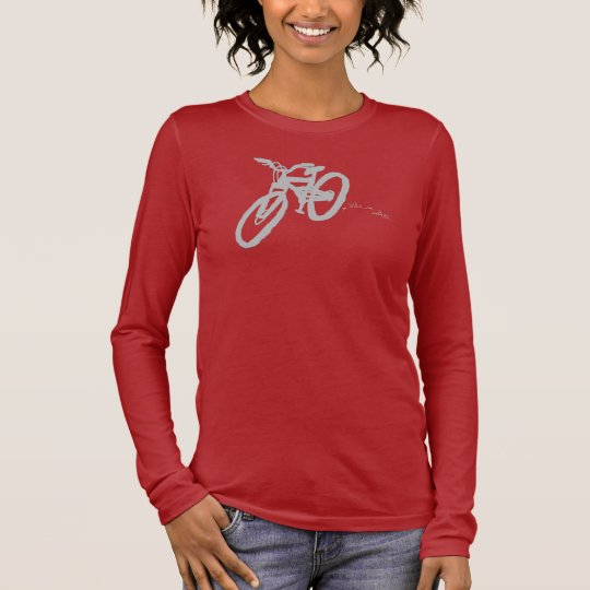 ride long sleeve T-Shirt