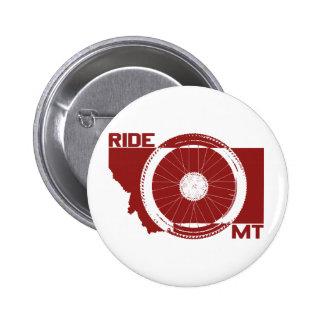 Ride Montana 2 Inch Round Button