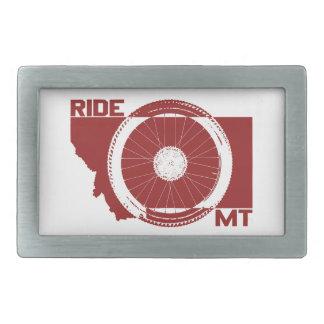 Ride Montana Belt Buckles