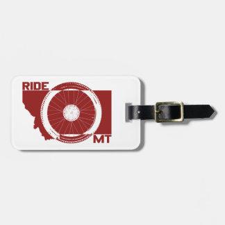 Ride Montana Luggage Tag