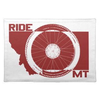 Ride Montana Placemat