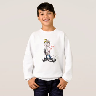 Ride On Sweatshirt