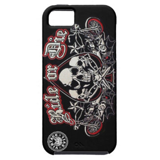 Ride or Die iPhone 5 Cover