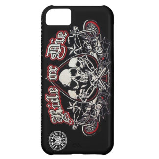 Ride or Die iPhone 5C Cases