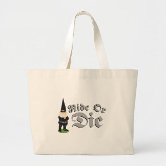 Ride Or Die Large Tote Bag