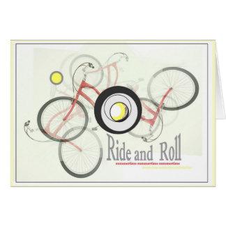 Ride & Roll Card