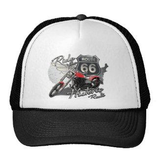 Vintage Motorcycle Hat 113
