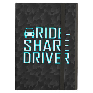 Ride Share Driver Rideshare Driving Case For iPad Air