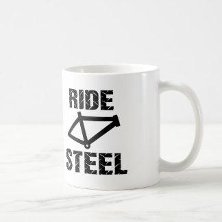 Ride Steel Coffee Mug