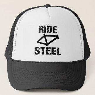 Ride Steel Trucker Hat