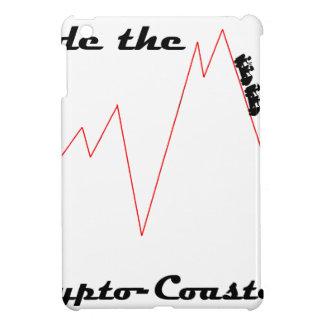 Ride the Crypto Coaster iPad Mini Case