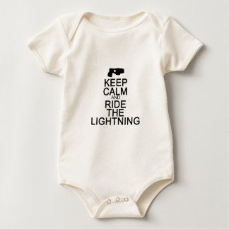 Ride the Lightning Baby Bodysuit