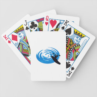 Ride the Rapids Bicycle Playing Cards
