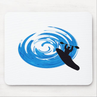 Ride the Rapids Mouse Pad