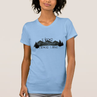 Ride the Ridge Line T-Shirt