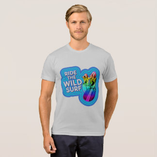 RIDE THE WILD SURF T-Shirt