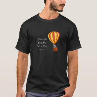 Ride the Wind Dark T-shirt