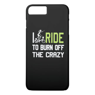 Ride to burn off crazy iPhone 7 plus case
