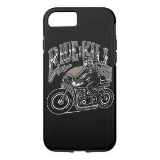 Ride To Kill Tough Phone Case