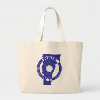 Ride Vermont Large Tote Bag