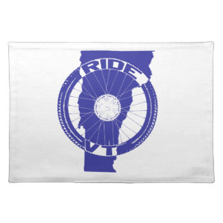 Ride Vermont Placemat
